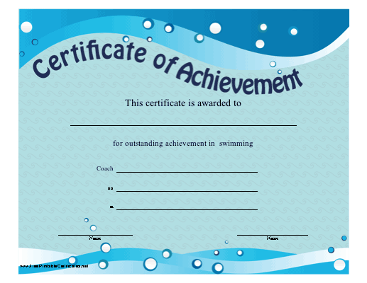 Awe-inspiring certificates of completion template sample for.