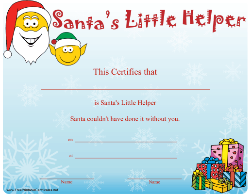 christmas certificate Images - Frompo