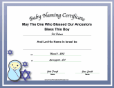 Birth certificates free printable certificates for Boy birth certificate template