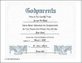 Religious certificates free printable certificates for Baptism class certificate template